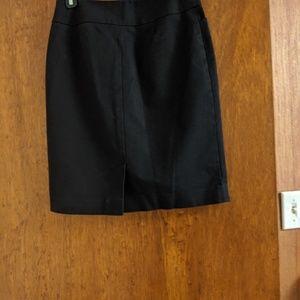 Halogen Skirts - Black Halogen Pencil Skirt 2P